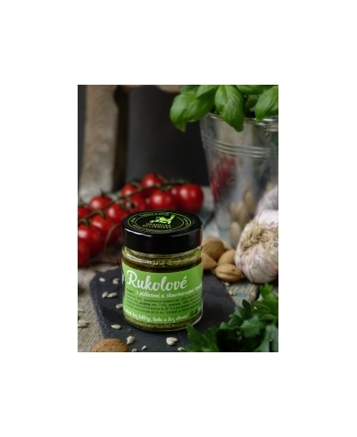 Rukolové pesto 100g, HD