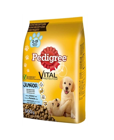 AKCE: Granule Junior 500g, Pedigree