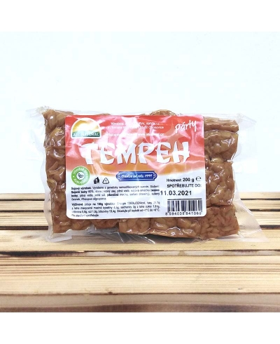 Tempeh párty 200g, All Natural Way s.r.o.