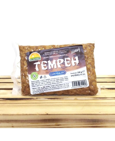 Tempeh uzený 200g, All Natural Way s.r.o.