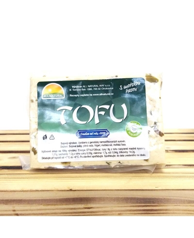 Tofu s mořskou řasou cca 200g, All Natural Way, s.r.o.