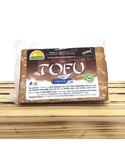 Tofu uzené cca 200g, All Natural Way s.r.o.