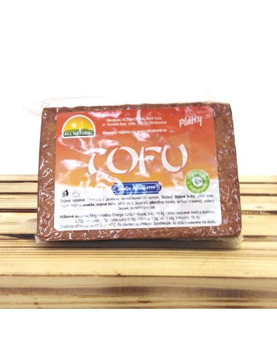 Tofu plátky 200g, All Natural Way s.r.o.