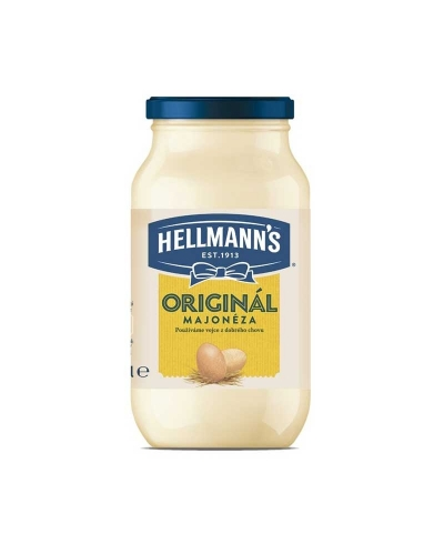 Majonéza Hellmans Original 225 ml, Hellmans