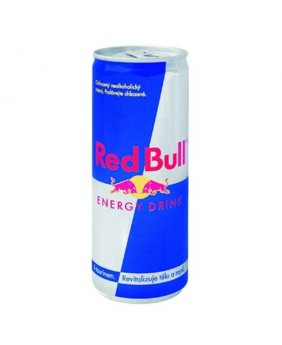 Red Bull Energy Drink 0,25l, Red Bull GmbH